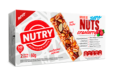 Nutry - Nuts Cranberry