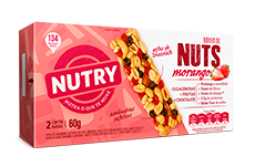 Nutry - Nuts Morango