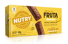 Nutry - Barra Fruta Banana