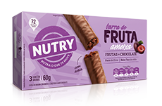 Nutry - Barra Fruta Ameixa