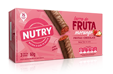 Nutry - Barra Fruta Morango